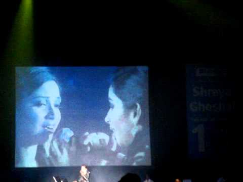 Shreya Ghoshal- Live at Wembley (30th April 2011)- Mein Jeena...
