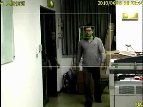 Video Analytics - Face Tracking