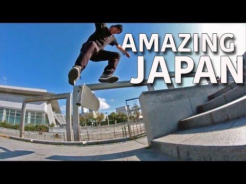 Japan Skate Footage Review!
