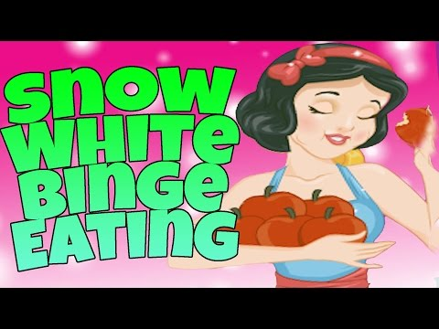 Snow White BINGE EATING & Taylor Swift Revenge (Dumb Flash Games)