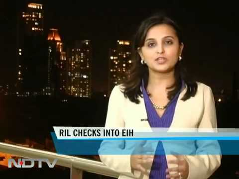 RIL acquires 14.12% in East India Hotels
