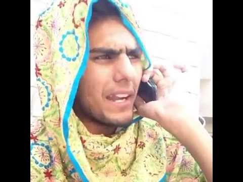 Aunty Calling Aunty | Funny Punjabi Video video