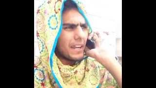 Aunty Calling Aunty Funny Punjabi Video