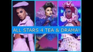 RuPaul's Drag Race: EXCLUSIVE AS4 TEA & DRAMA!