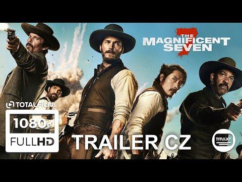 Sedm statečných (2016) CZ HD trailer
