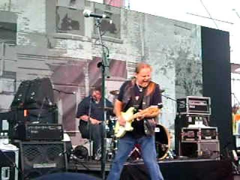 Walter Trout, Screamin' Stratocaster