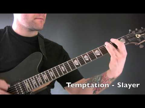 Lessons - Metal - Heavy Metal Riffs 17