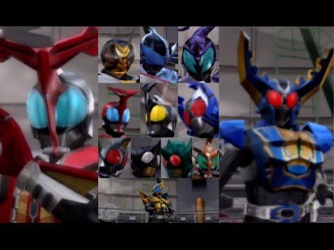 [PS2] Kamen Rider Kabuto : All Finishing Moves