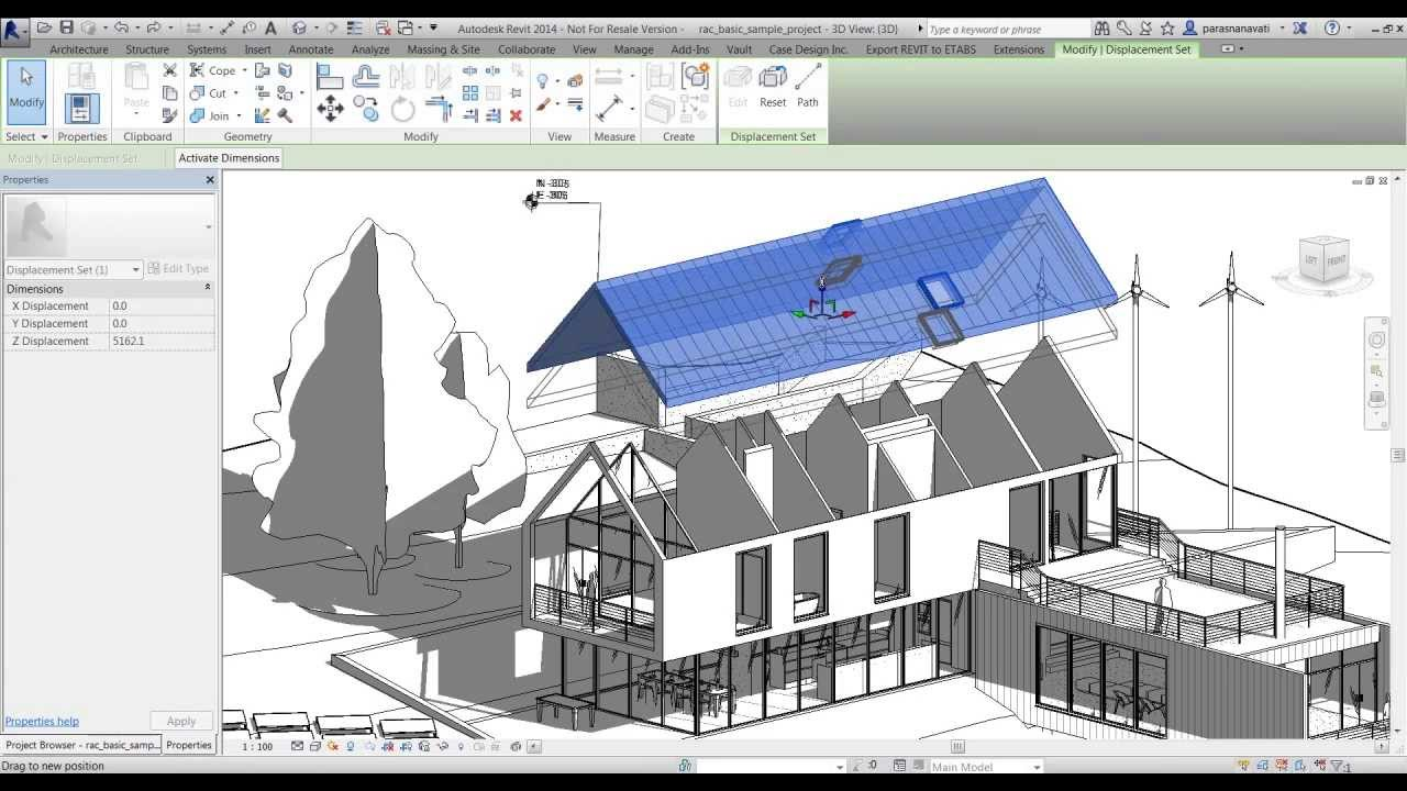 Online solutions tour revit architecture 2014 youtube for Online architects