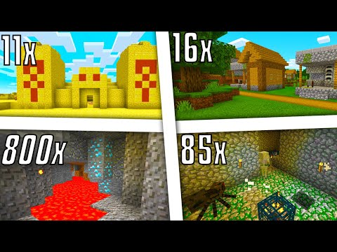 Minecraft Bedrock Edition - The Best Seed Ever 2021 [Not Clickbait] Seeds Xbox One/MCPE/PS4/Switch