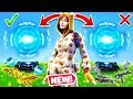 Lagu GUESS the TELEPORTER *NEW* Game Mode in Fortnite Battle Royale