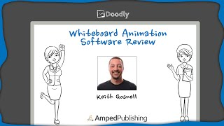 Whiteboard Animation Software - Doodly Review