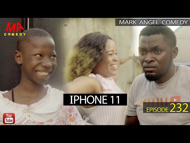 iPHONE 11 (Mark Angel Comedy) (Episode 232) thumbnail