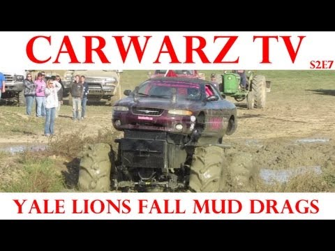 CarWarz TV - S2E7 - Yale Lions Fall Mud Drags 2012