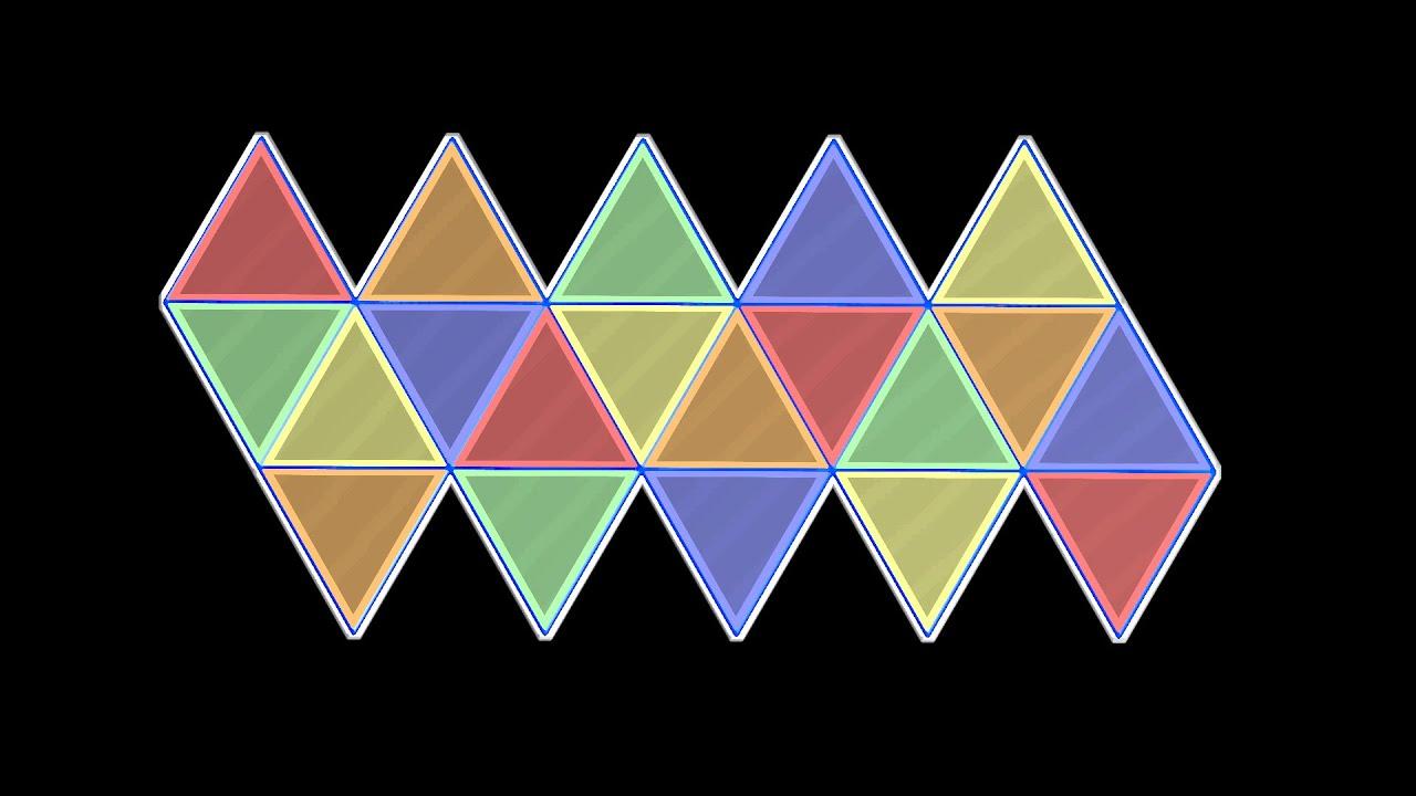 Как сделать правильный многогранник своими руками