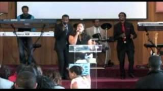 Azeb Hailu - Embi - Live Worship
