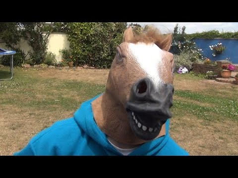 MAIL MONDAY - HORSE ATTACK!!!!!!!!!