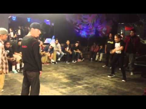 The Groundz Alien Vs. Keanna 1on1 Open Styles Battle