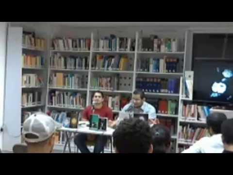 Hanzel Lacayo en #Los2000, autores nicaragüenses del nuevo milenio