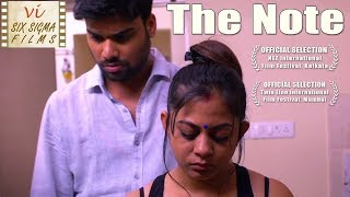 The Note   Husband, Wife & The Unexpected   Hindi Short Film   Six Sigma Films