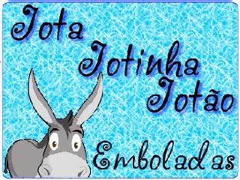 Embolada Jota, Jotinha e Jotão...