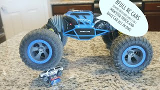 Monster Truck And Race Car All In One | Massive 4x4 RC Car | This RC Flips On Walls | BFull