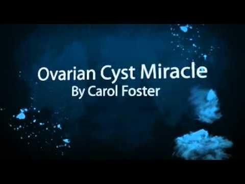 ovarian cyst weight gain
