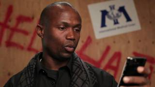 Anderson Vilien, Haitian Olympic Runner, On The Haiti Earthquake