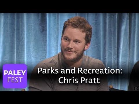 Parks and Recreation - Chris Pratt Does His Own Stunts