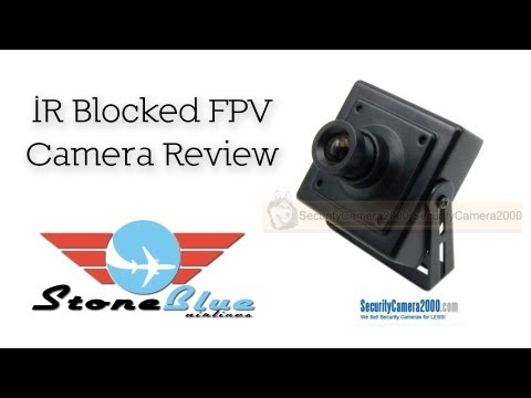 IR Blocked FPV Camera Review PZ0420