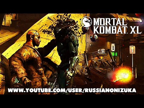 МЯСНАЯ РАЗБОРКА -  Mortal Kombat XL (denisoid22 vs LLIypuk91)