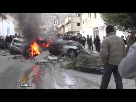 Libya says Egypt's air strikes violate its sovereignty