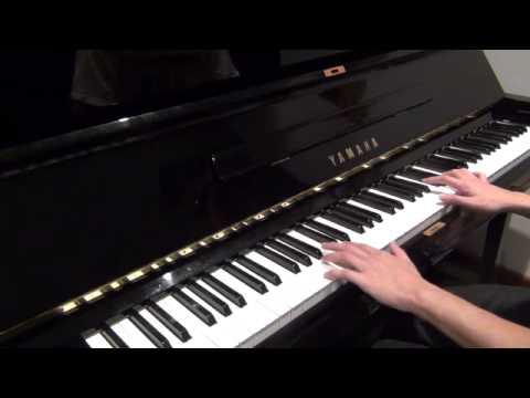 Christina Perri - A Thousand Years (piano cover)