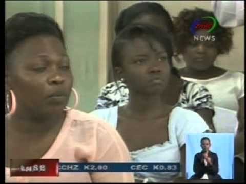 Zimbabwe Women Journalists on ZNBC TV-Zambia