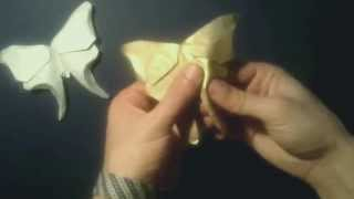 #14 Yakomoga - Origami Tutorial American Luna Moth By Hoang Tien Quyet (part 2 Of 2)