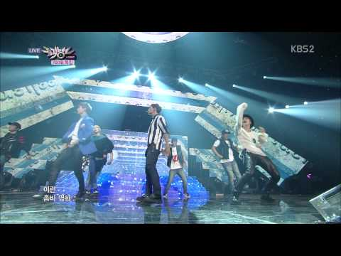 130517 뮤��� ) SHINee ���+���무��+Why So Serious+Ending(1080p)