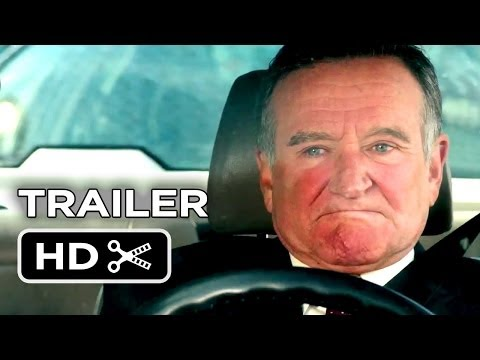 The Angriest Man in Brooklyn Official Trailer #1 (2014) Robin Williams Comedy HD