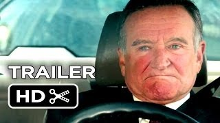 The Angriest Man in Brooklyn Official Trailer #1 (2014) - Robin Williams Comedy HD