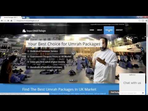 Youtube ramadan umrah package