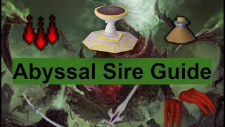 Ultimate Abyssal Sire Guide With Various Setups and Methods
