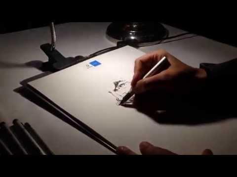 Roberto Robolus Freire / Caricature Live Drawing