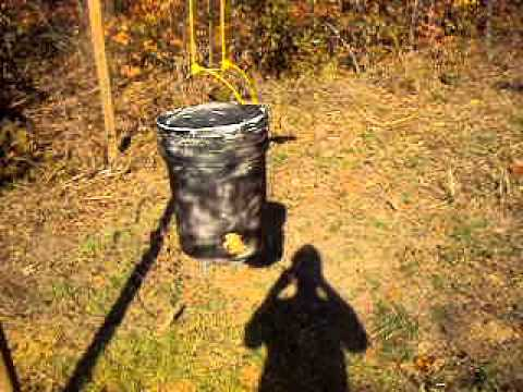 Homemade deer feeders how to save money and do it yourself
