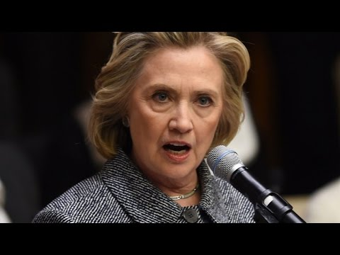 BREAKING Democrats Will Be Campaigning Against Hillary Clinton