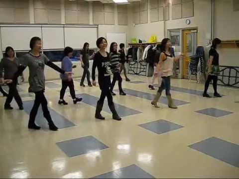 Somebody I used to know - line dance (dance & walk through)
