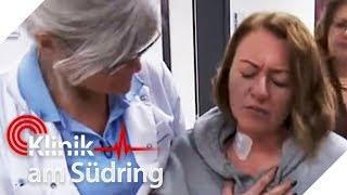 Sie will unbedingt zur Party! Jetzt ist sie auf der Intensivstation! | Klinik am Südring | SAT.1 TV