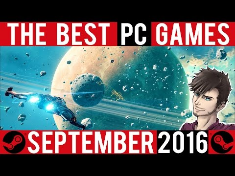 The Best Steam PC Games - September 2016
