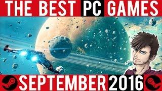 The Best Steam PC Games - September 2016