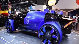 Citroën 19_19 : le concept électrique en images à Viva Tech 2019