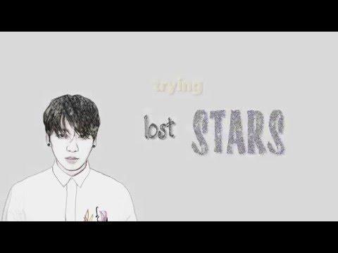 BTS Jungkook – Lost Stars (Cover) Lyrics
