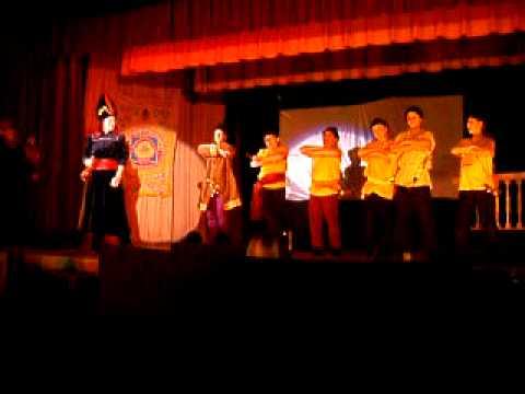 Andes Central School Presents Aladdin #5 December 2010